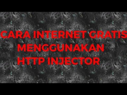 TUTORIAL CARA INTERNET GRATIS MENGGUNAKAN HTTP INJECTOR DI KARTU TELKOMSEL DIJAMIN WORK !!.