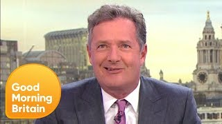 Piers Does an Impression of Niall From Love Island! | Good Morning Britain