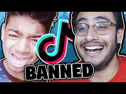 BYE TIKTOK | TIKTOK BANNED IN INDIA | RAWKNEE