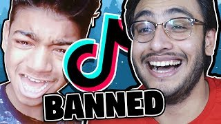 BYE TIKTOK | TIKTOK BANNED IN INDIA | RAWKNEE