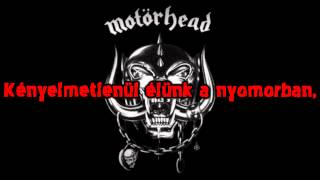 Motörhead-Brotherhood of Man (magyar felirattal)
