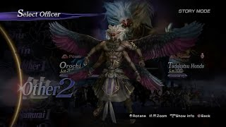 Warriors Orochi 3 Ultimate | Gauntlet Mode | UNLOCKING HUNDUN!!!