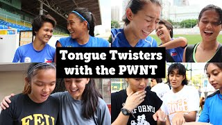 Tongue Twisters with the PWNT: Episode 2