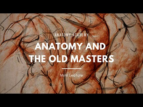 Anatomy & The Old Masters: Pontormo