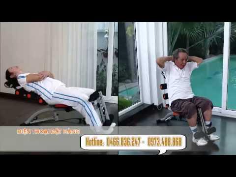 Tập bụng elip, máy tập bụng elip thế hệ mới 2013