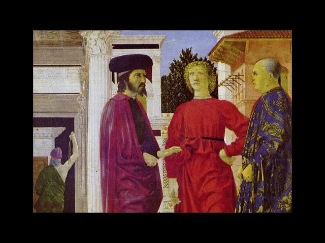 3 minutes d'art - La Flagellation du Christ de Piero della Francesca