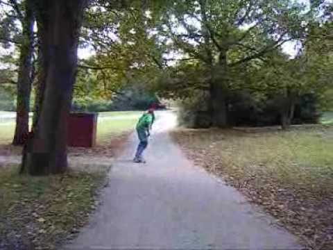Longboarding Crystal Palace Sessions PT4