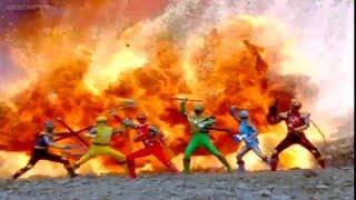 Power Rangers Ninja Storm-Opening 4
