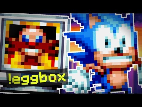 So I let my STREAM CHAT control my Sonic game AGAIN... (Sonic Mania VS Chat)