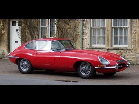 e-type Jaguar Drive - Part 1