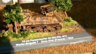 15cm Panzerwerfer 42 (Sd.Kfz. 4/1)