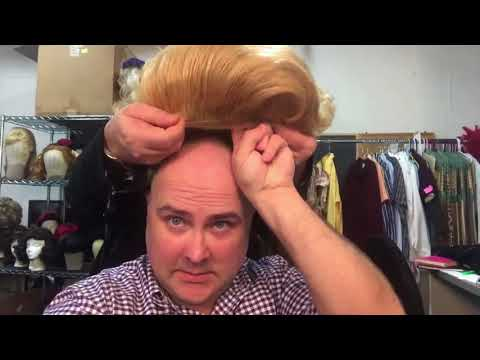 Behind the scenes of Hairspray the Musical