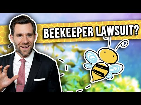 Bad r/Legaladvice - My Neighbor's Bees are STEALING My Pollen // LegalEagle