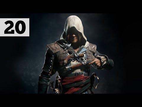 Прохождение Assassins Creed 4 IV: Black Flag (Чёрный флаг) [HD|PC]