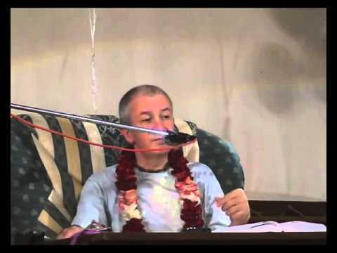Бхагавад Гита 12.9 - Чайтанья Чандра Чаран прабху