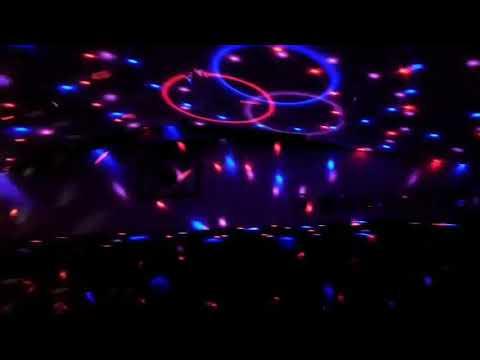사운드판다 소리에 반응하는 미러볼 노래방 조명 SNP-3000