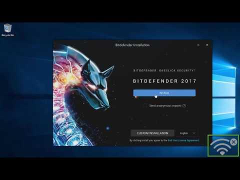 Bitdefender 2017 Offline Installer Guide