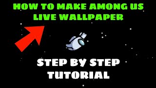 How To Make An Among Us Moving Wallpaper image number 16