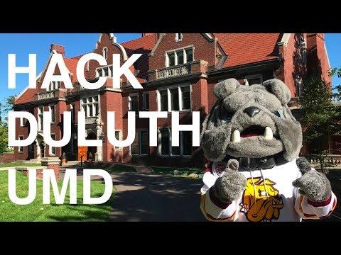 Hack Duluth UMD