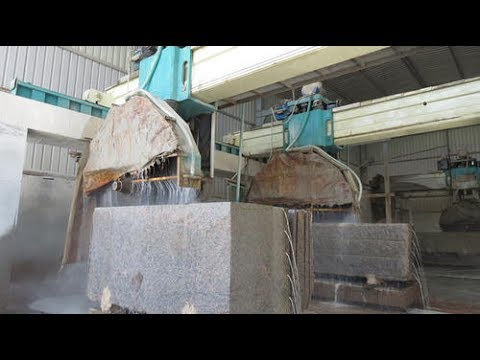 Giant Marble Stone And Granite Diamond Cutting Machine , Kishangarh, Ajmer, Rajasthan, India
