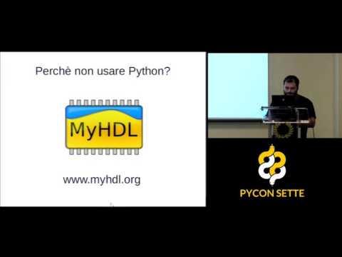 Paolo Guadagnuolo - Python come Hardware Description Language