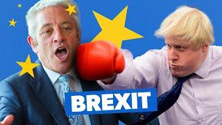 Hvorfor har briterne ikke forladt EU endnu?