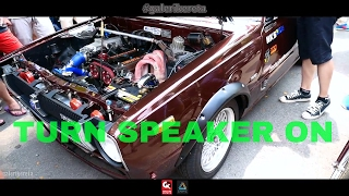 Download Toyota KE30 Exhaust and Intake Sound - Retro Havoc 2017