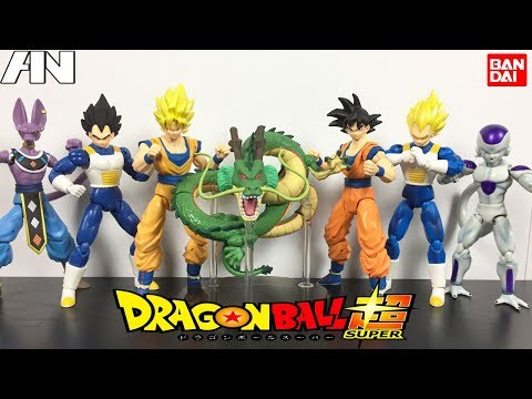 Dragon Ball Super Figures - Dragon Stars Series 1 - BAF Shenron