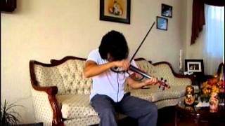 Apocalyptica Drive Violin Cover
