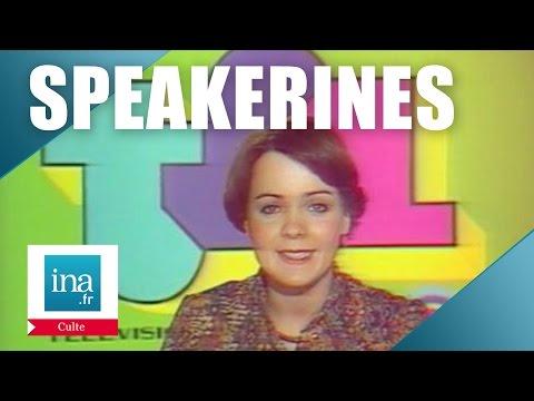 Culte: La compil des speakerines, allez-vous les reconnaître ? | Archive INA