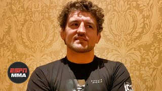 Ben Askren talks skirmish with Jake Paul after press conference   ESPN MMA