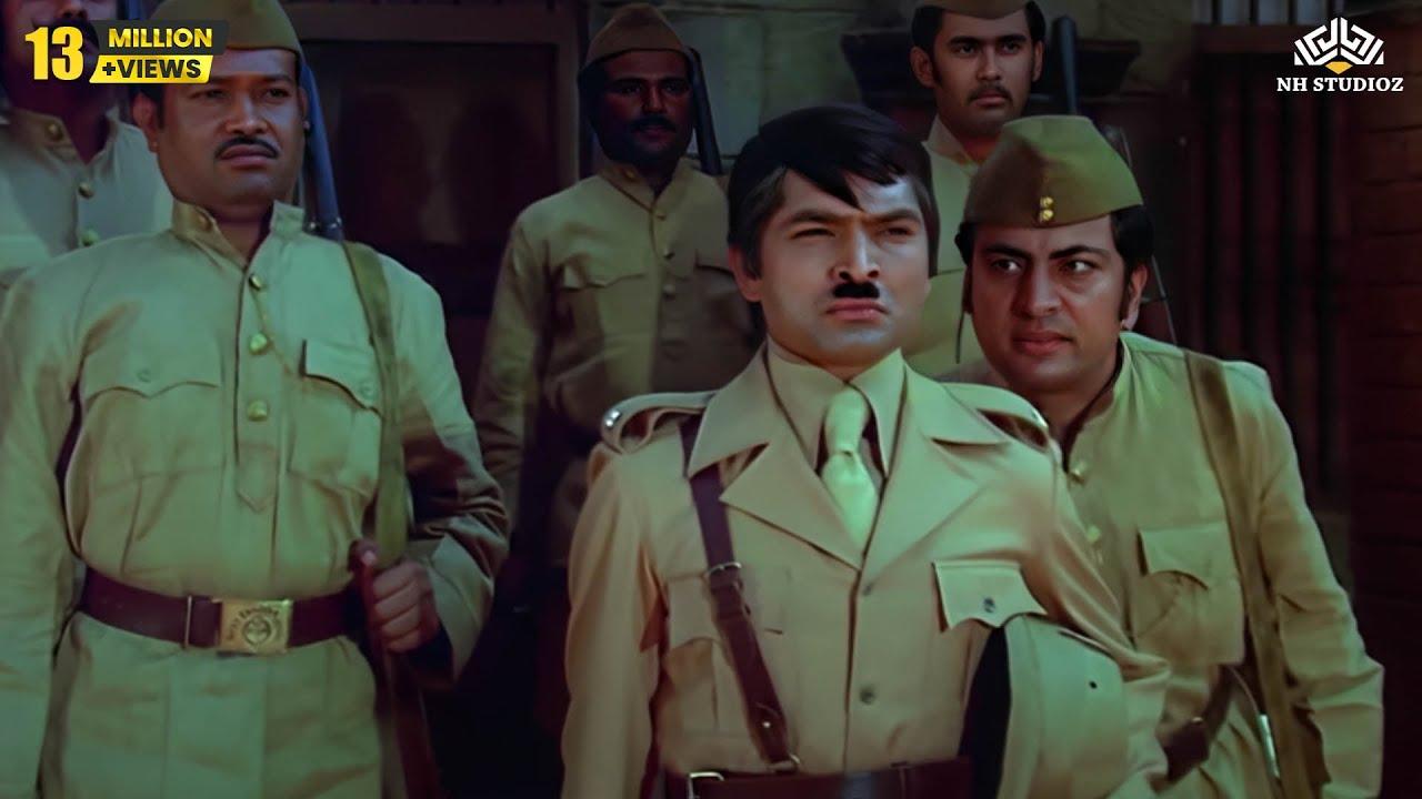 """Download """"Hum Angrejo Ke Zamane Ke Jailer Hai"""" Comedy Scene From Sholay Hindi Movie"""