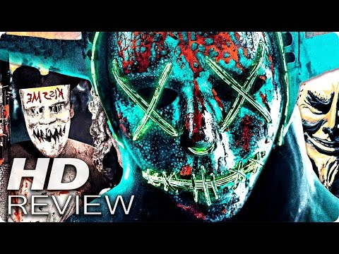 Thumbnail: THE PURGE 3: Election Year Kritik Review & Trailer Deutsch German (2016)
