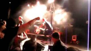 "Anti-flag ""The Press Corpse"" live @Alcatraz (Mi) - Eastpak Antidote Tour 02-11-2009"