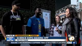 Science Expo & Morning Show Singing