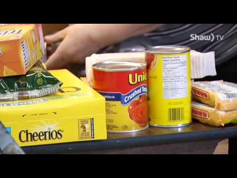 Salvation Army Food Bank 2016 YouTube