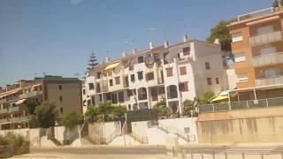 Как добраться до Салоу из Барселоны.