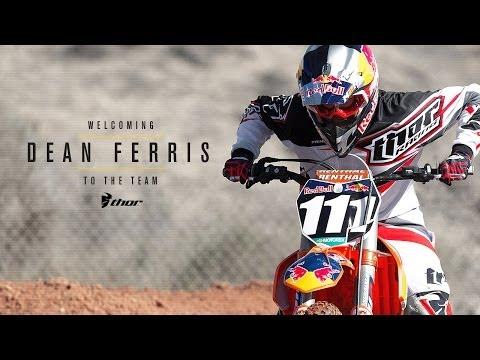 Thor MX - Dean Ferris Interview (HD)