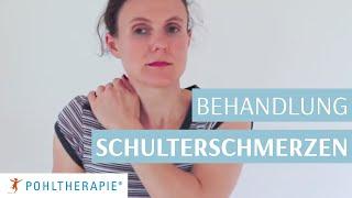 Schulterschmerzen: Aktive Schmerzpunktbehandlung