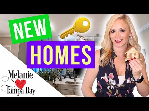 4 New Home Communities Outside Tampa 🏠 Pasco County