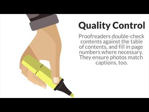 Editors Canada Presents: Proofreading (with Audio Narration)