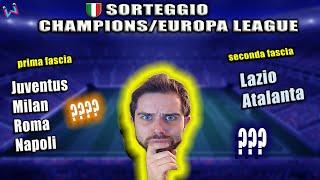 Live reaction sorteggi champions ed europa league⚽ aiscore ⚽ clicca sul link http://onelink.to/aiscore.itscarica gratuitamente l'app risultati di calcio live...