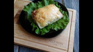 Запеченная рыба в лаваше: рецепт от Foodman.club