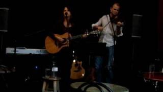 """""""How Lovely"""" Stephanie Staples at Java Monkey April 2009"""