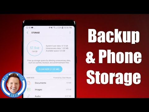 Backup Phone, Free Up Space | Galaxy Phone Solutions