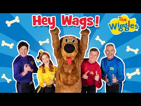 The Wiggles: Hey Wags