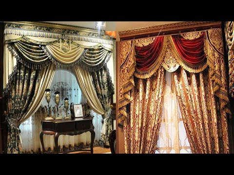 40 Beautiful Curtains Designs for House Windows and Door Latest Curtains Collection 2017