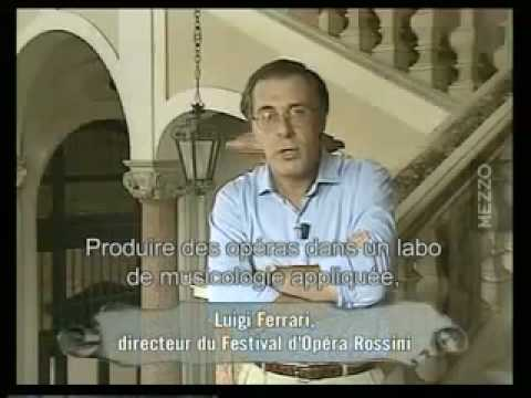Matilde di Shabran - Documentary from 1996