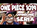 ONE PIECE CAPITOLO 1019: OPINIONE SERIA (no, non si picchiano stavolta)