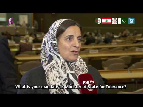 Interview: H.E. Sheikha Lubna Khalid Al Qasimi